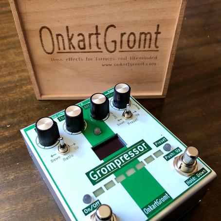 OnkartGromt Grompressor Review