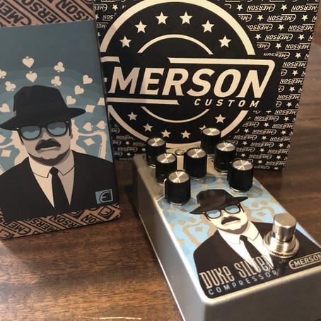 Emerson Custom Duke Silver Compressor Review