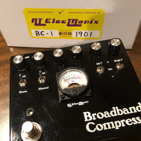 RT Electronix Broadband Compressor Review