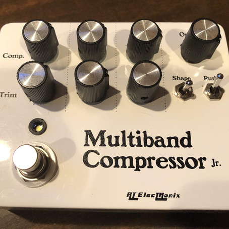 RT Electronix Multiband Compressor JR Review