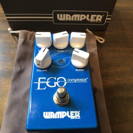 Wampler Ego Compressor Review