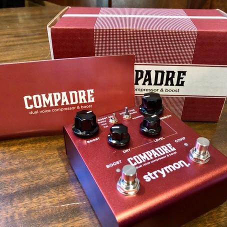 Strymon Compadre Dual Voice Compressor & Boost Review