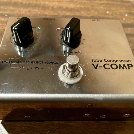 Custom Audio Electronics (CAE) V-Comp Review