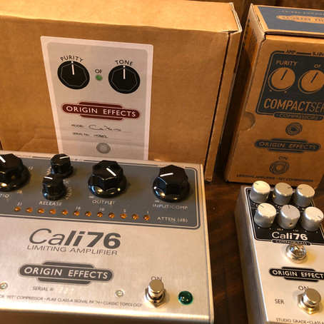 Cali76 TX vs. Compact Bass Compressor Review