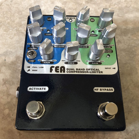 FEA Dual Band Optical Compressor-Limiter Review