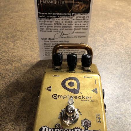 Amptweaker PressuRizer Compressor Review