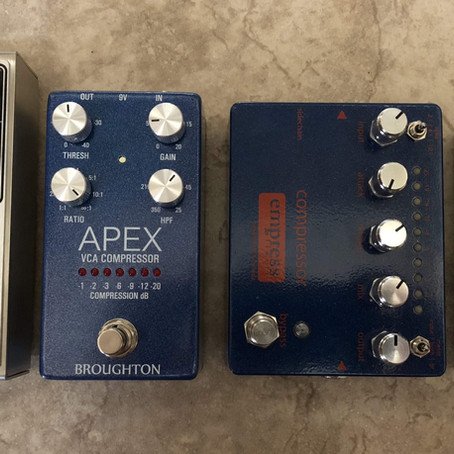 Broughton Apex Compressor Review