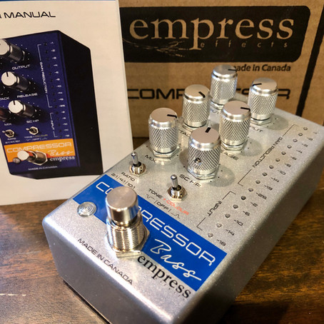 Empress Bass Compressor Review