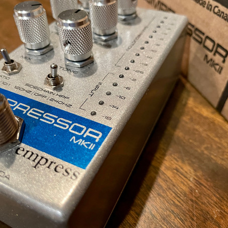 Empress MKII Compressor Review