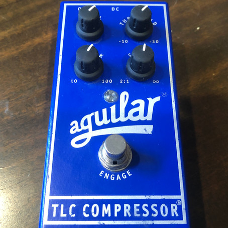 Aguilar TLC Compressor Review