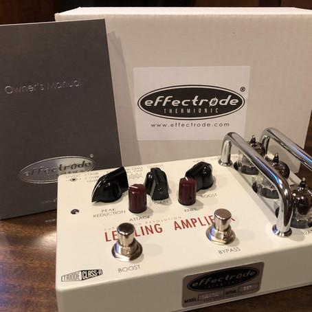Effectrode LA-1A Leveling Amplifier Review