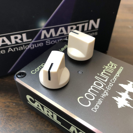 Carl Martin Comp/Limiter (2018 version) Review