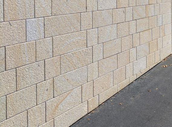 revetement de façade en granit
