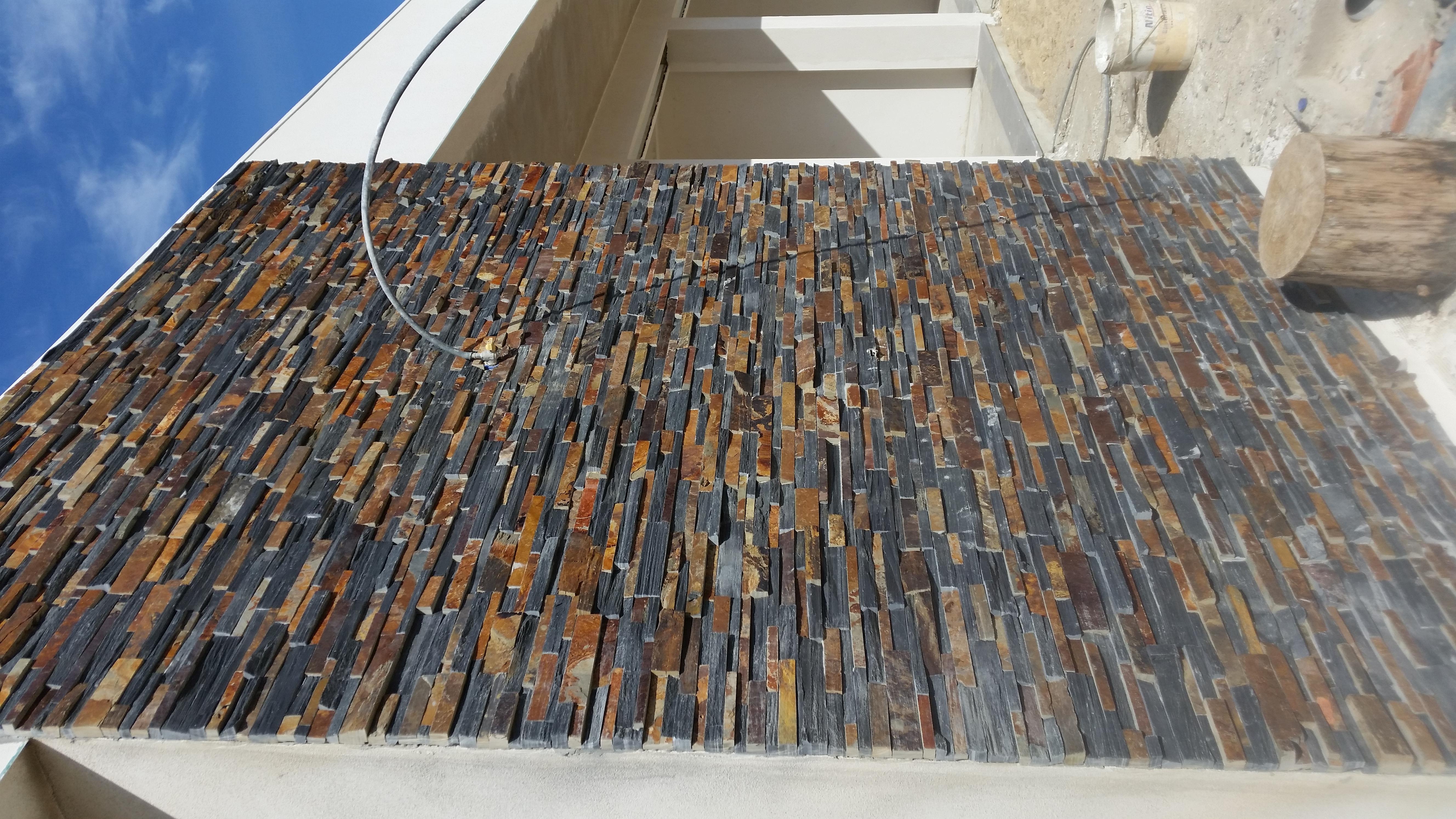 Parede-em-Xisto-Multicolor-e-ardósia-preta-Painel-mix-55x15x2-3-Ref.-54-6