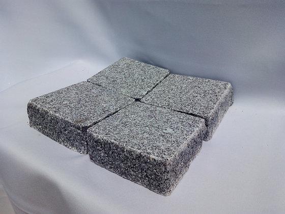 Palette de granit noire scié sablé - 10m2