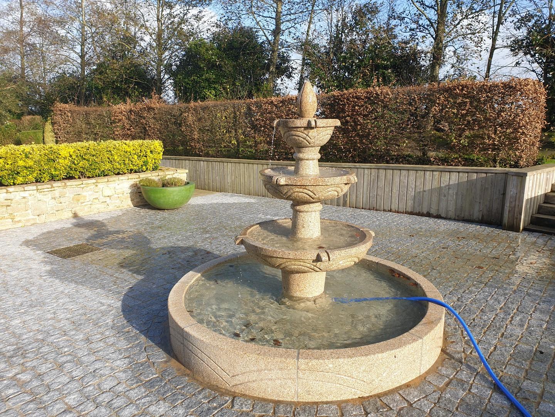 Fontaine en granit modèle Absolut