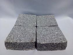 Pavé granit gris foncé