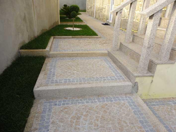 Balustre en granit