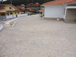 Embellissement en granit
