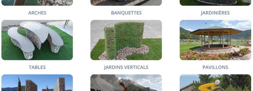 Exemple de structures acier