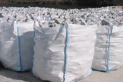 Big Bag de pavé granit