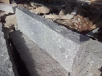Pavé en granit