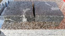 Pavé granit noir