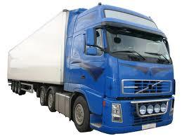 Camion semi remorque de 40T