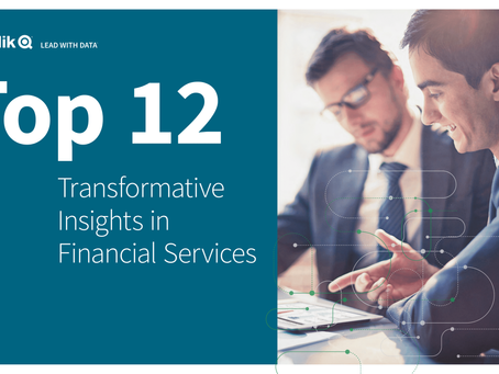 Top 12 Transformative Insights in Financial Services