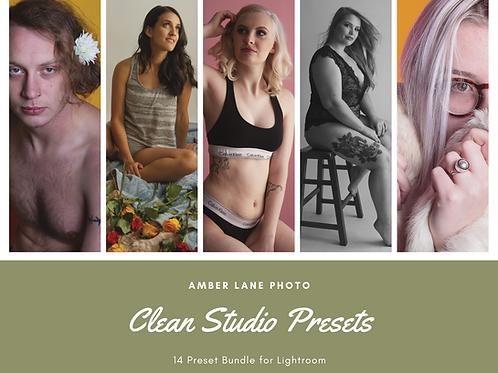 Amber Lane Studio Preset Pack (LR)