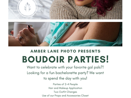 Bring on the (Boudoir) Party!