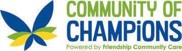 Community of Champions Full Logo - Ally