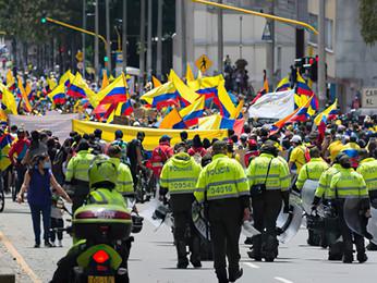 ¿Qué ha pasado en Bogotá durante el último mes?