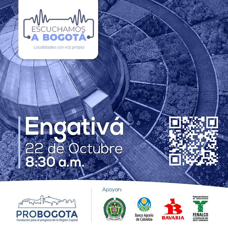 Escuchamos a Bogotá: Engativá