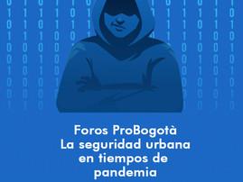 Esfuerzos para garantizar seguridad en Bogotá durante el 2021 deben intensificarse
