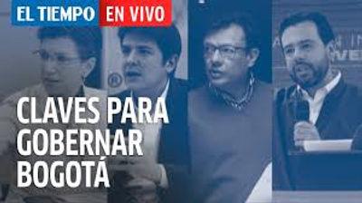 Encuentro de candidatos: claves para gobernar Bogotá