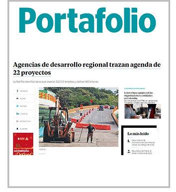 Agencias de desarrollo regional trazan agenda de 22 proyectos