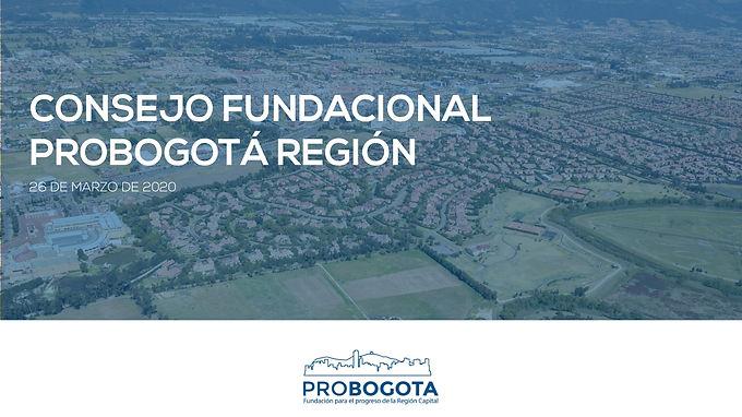 Informe Ejecutivo Consejo Fundacional 2020
