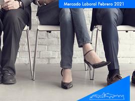 Flash informativo Mercado laboral Febrero 2021