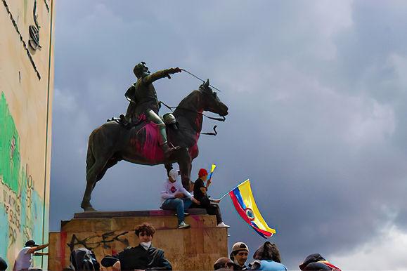 La Gestión del Paro en Bogotá