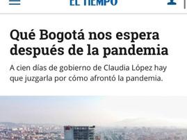 Qué Bogotá nos espera después de la pandemia