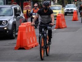 ¿Qué tan eficiente son las Ciclorutas Temporales en Bogotá?