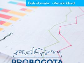 Flash informativo - mercado laboral Diciembre 2020