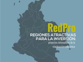 La REDPRO identifica 22 proyectos de infraestructura para impulsar la reactivación económica