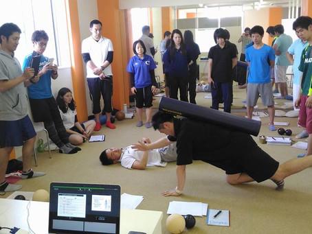 【あきプロデュース】「動作評価」と「コレクティブエクササイズ」の提案と実践の勉強会【@名古屋・早川治療院様】