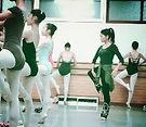 大和田千夏,バレエ,バレエクラス,レッスン,先生,ヨガ,ピラティス,向上,教室,バレエ教師