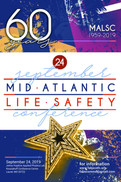 Time is Running Out To Register For The 60th Annual Mid Atlantic Life Safety Conference