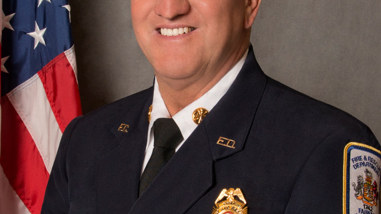 CRR Week Professional Profiles: Richard Bowers Jr., Fire Chief of Ocean City Fire and EMS Department
