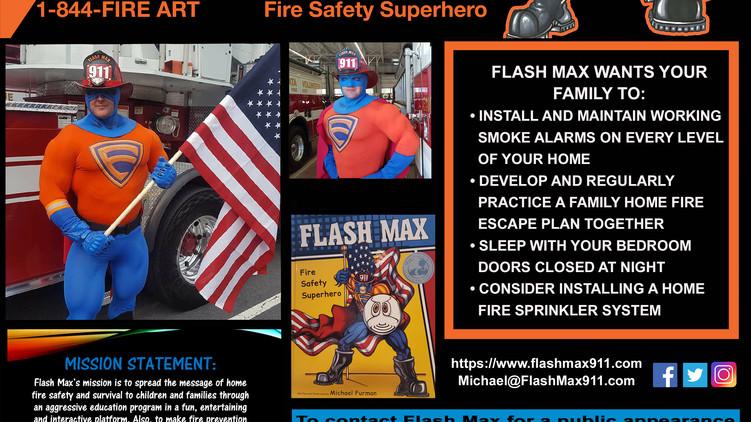 CRR Week Professional Profiles: Michael Furman AKA Flash Max