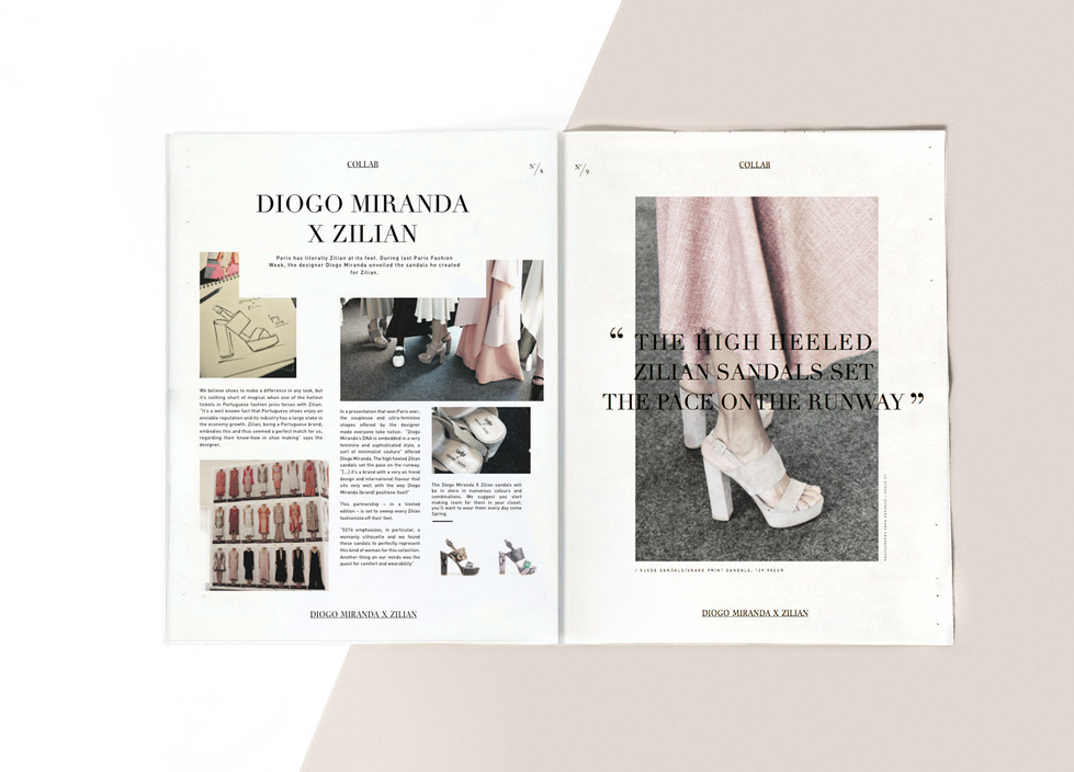 ZILIAN | Journal